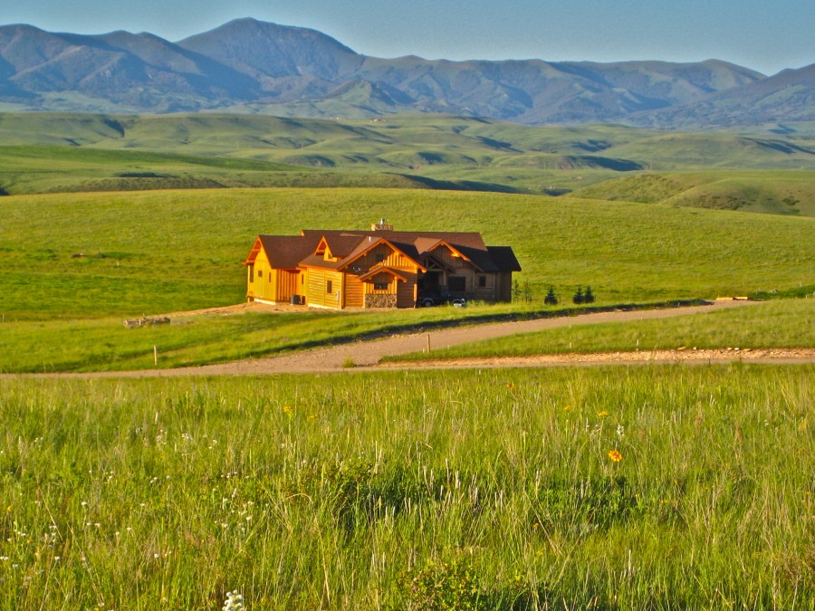 Montana Ranches For Sale Ranches At Belt Creek