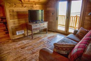 Sweetgrass bunk room