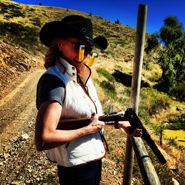 Girl Hunter Weekends - Ranches at Belt Creek Montana